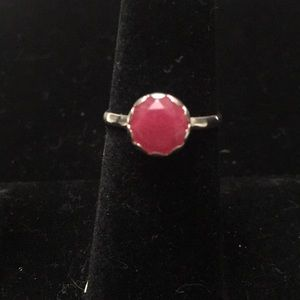 Punch of Pink Ring
